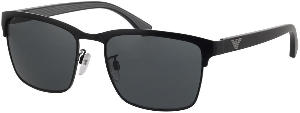 Picture of glasses model Emporio Armani EA2087 301487 56-18 in angle 330