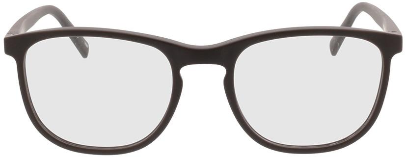 Picture of glasses model Tilia-braun in angle 0