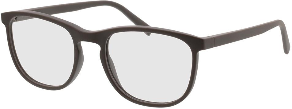 Picture of glasses model Tilia-braun in angle 330
