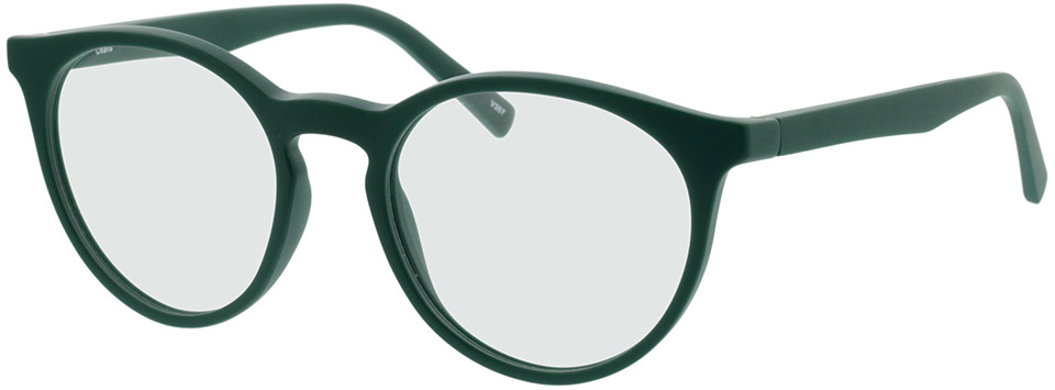 Picture of glasses model Oxalis-grün in angle 330