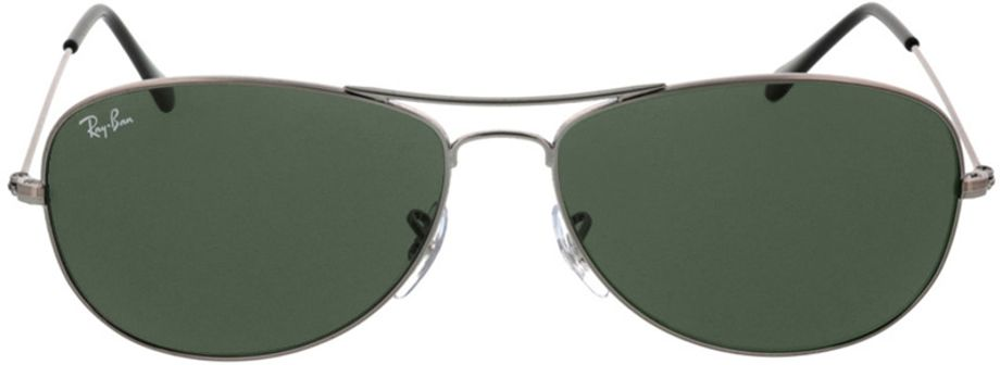 Picture of glasses model Ray-Ban Cockpit RB3362 004 59-14 in angle 0
