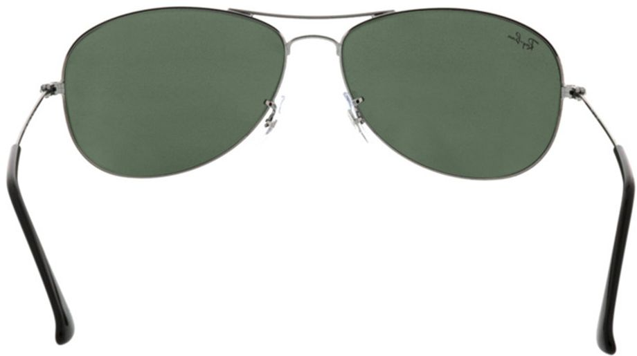 Picture of glasses model Ray-Ban Cockpit RB3362 004 59-14 in angle 180