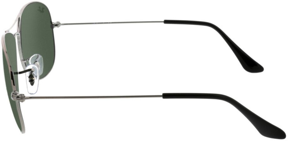 Picture of glasses model Ray-Ban Cockpit RB3362 004 59-14 in angle 270