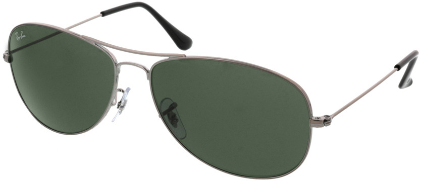 Picture of glasses model Ray-Ban Cockpit RB3362 004 59-14