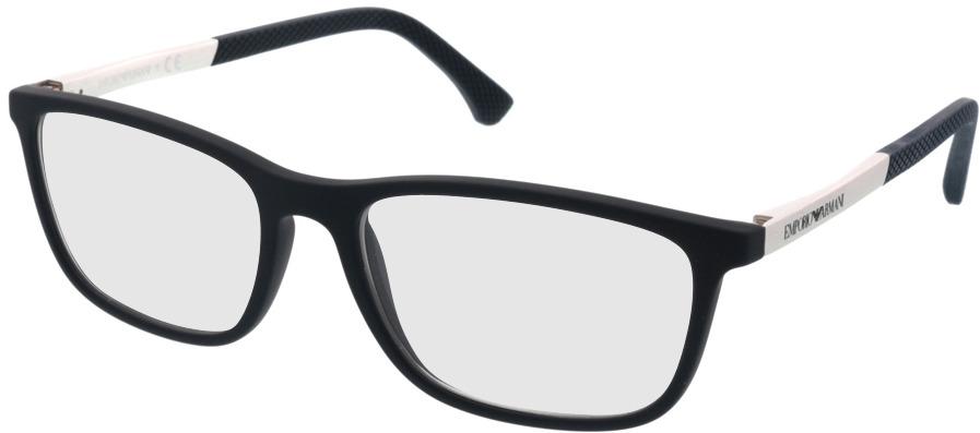 Picture of glasses model Emporio Armani EA3069 5474 55-17 in angle 330