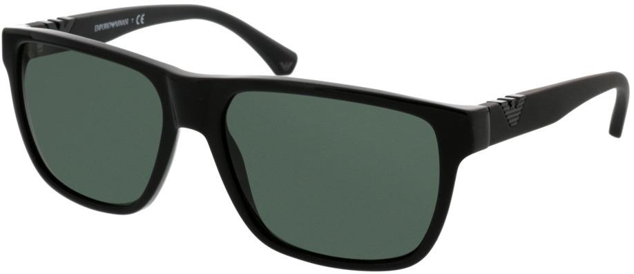 Picture of glasses model Emporio Armani EA4035 501771 58 17 in angle 330