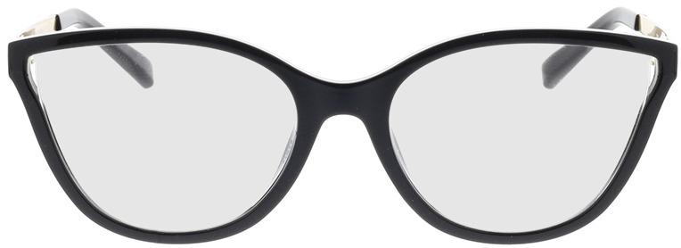 Picture of glasses model Michael Kors Belize MK4071U 3332 53-17 in angle 0