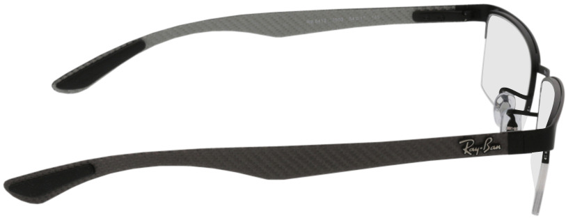 Picture of glasses model Ray-Ban RX8412 2503 54-17 in angle 90
