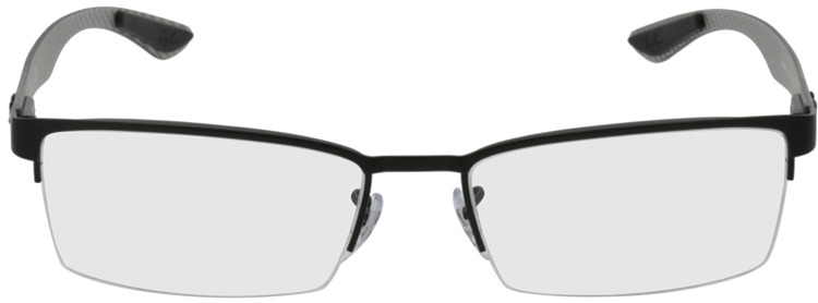 Picture of glasses model Ray-Ban RX8412 2503 54-17 in angle 0