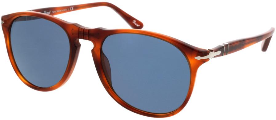 Picture of glasses model Persol PO9649S 96/56 52 18 in angle 330