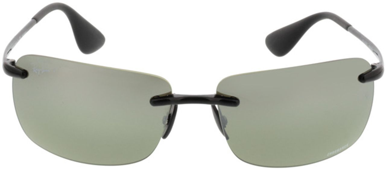 Picture of glasses model Ray-Ban RB4255 601/5J 60-15 in angle 0