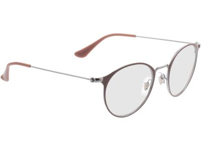 Brille Ray-Ban RX6378 2907 47-21
