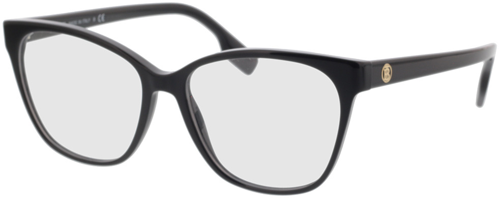 Picture of glasses model Burberry BE2345 3001 54-15 in angle 330