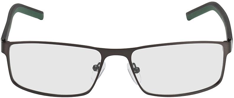 Picture of glasses model Lissabon-noir/vert in angle 0