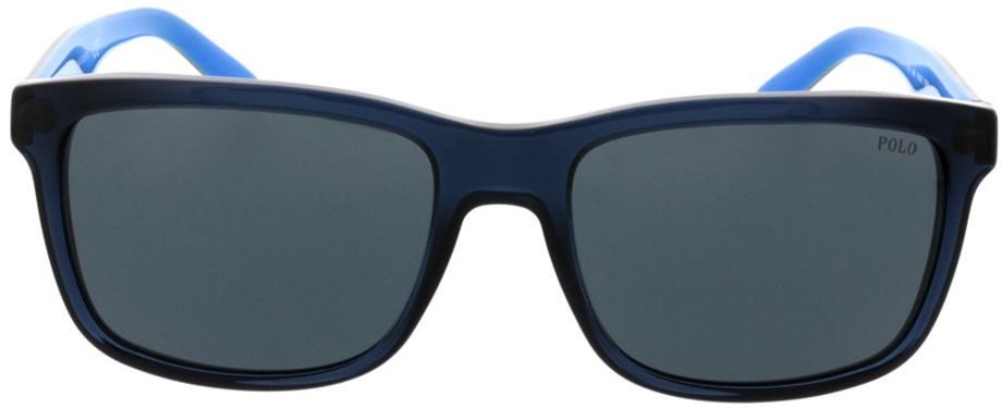 Picture of glasses model Polo PH4098 556387 57-18 in angle 0
