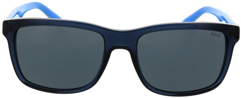 Picture of glasses model Ralph Lauren PH4098 556387 57 18 in angle 0