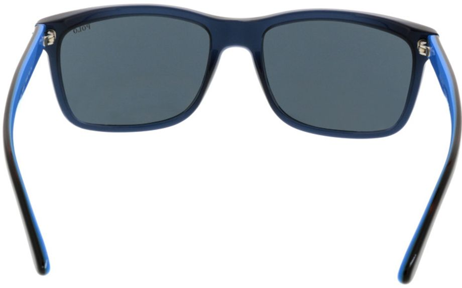 Picture of glasses model Polo PH4098 556387 57-18 in angle 180
