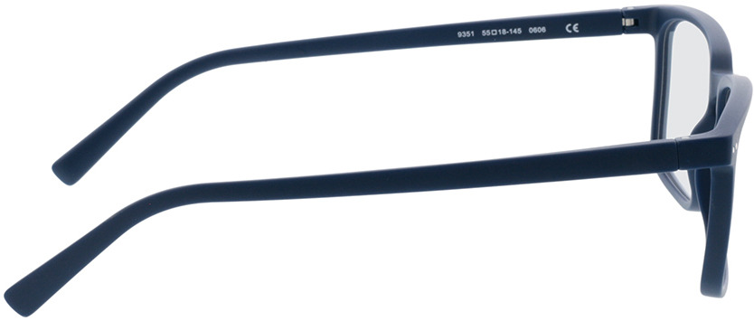 Picture of glasses model Salix-blau in angle 90