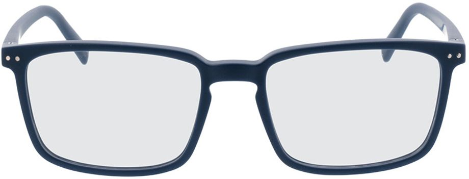 Picture of glasses model Salix-blau in angle 0