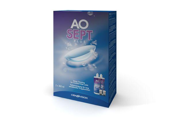 AOSEPT® PLUS Vorratspack 2 x 360ml