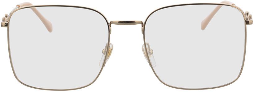 Picture of glasses model Gucci GG0951O-001 57-19 in angle 0