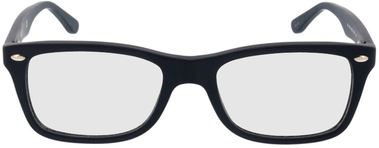 Picture of glasses model Ray-Ban RX5228 5583 50-17 in angle 0