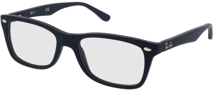 Picture of glasses model Ray-Ban RX5228 5583 50-17 in angle 330