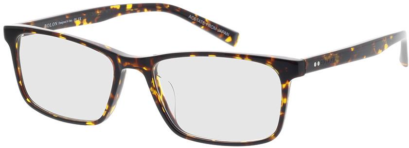 Picture of glasses model Bolon BJ3076 B20 51-16 in angle 330