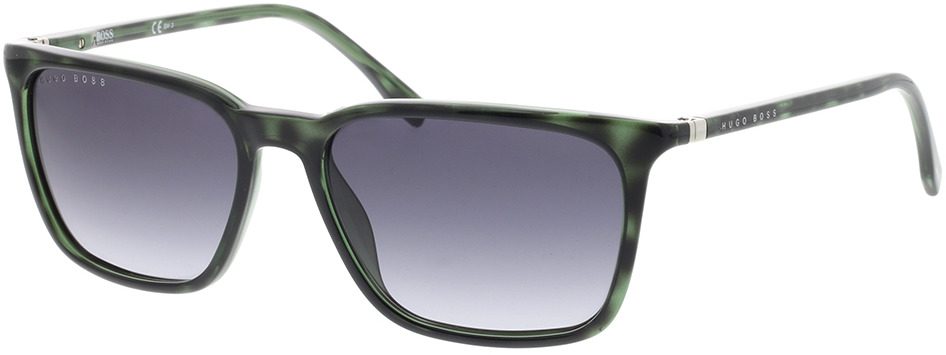 Picture of glasses model Boss BOSS 0959/S PHW 56-17 in angle 330