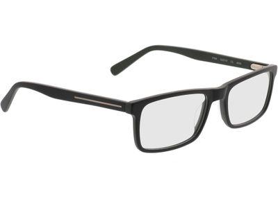 Brille Menton-schwarz/dunkelgrün