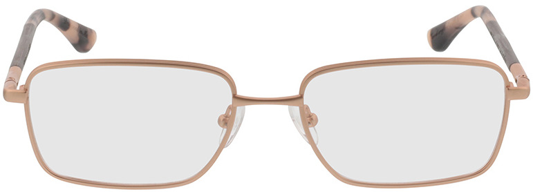 Picture of glasses model Wood Fellas Optical Falkenfels nogueira 53-11 in angle 0