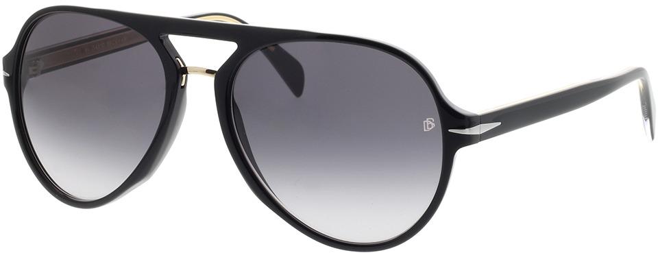 Picture of glasses model David Beckham DB 7005/S 807 57-17