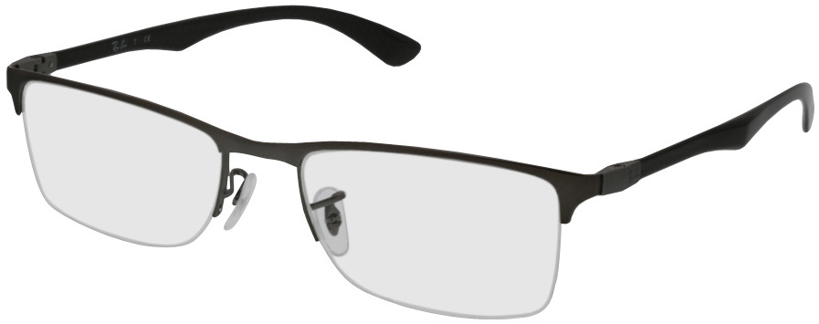Picture of glasses model Ray-Ban RX8413 2620 54-18 in angle 330