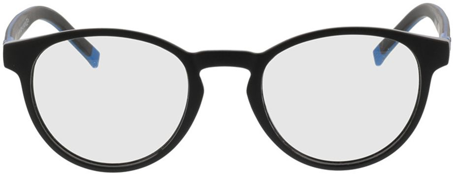 Picture of glasses model Tommy Hilfiger TH 1787 0VK 49-21 in angle 0