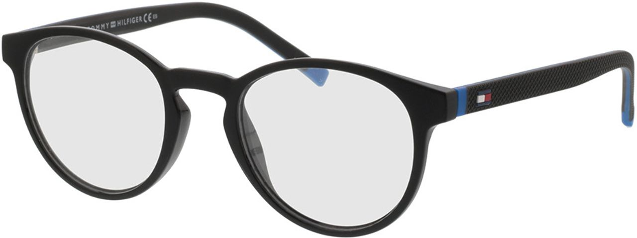 Picture of glasses model Tommy Hilfiger TH 1787 0VK 49-21 in angle 330