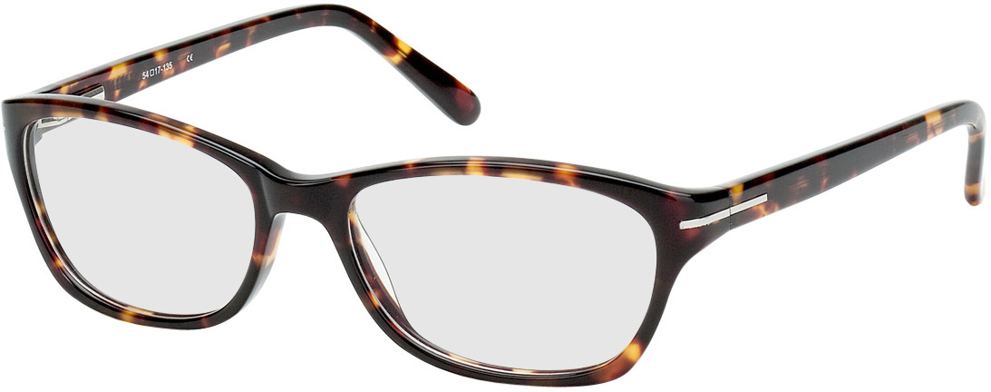 Picture of glasses model Tacna brown/mottled in angle 330