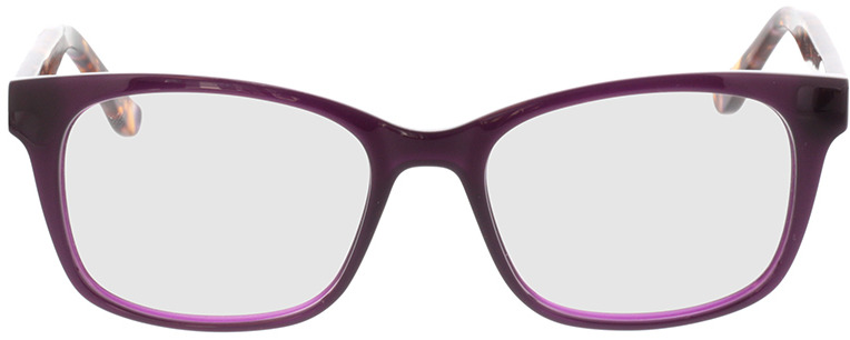 Picture of glasses model Marisa-lila  in angle 0