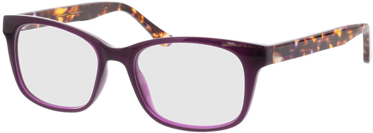 Picture of glasses model Marisa-lila  in angle 330
