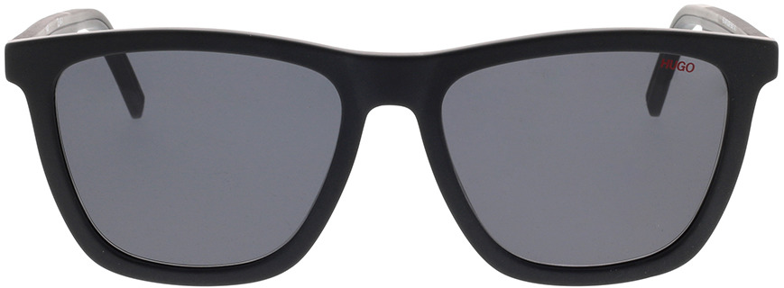 Picture of glasses model Hugo HG 1047/S 003 56-18 in angle 0