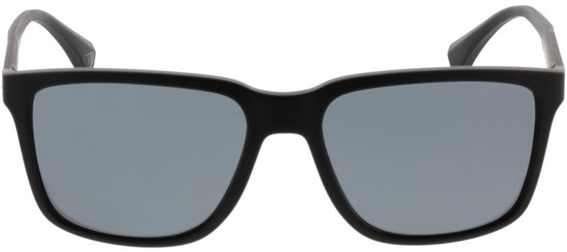 Picture of glasses model Emporio Armani EA4047 506381 56-17 in angle 0