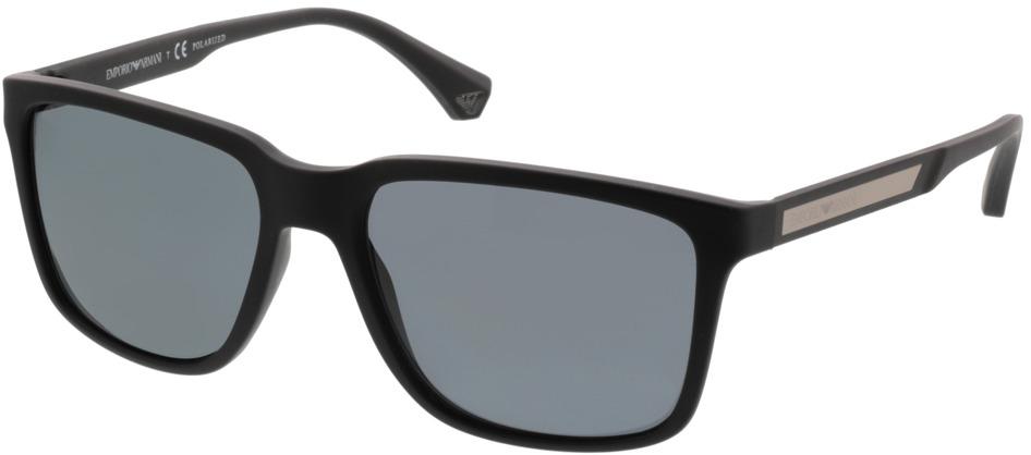 Picture of glasses model Emporio Armani EA4047 506381 56-17 in angle 330