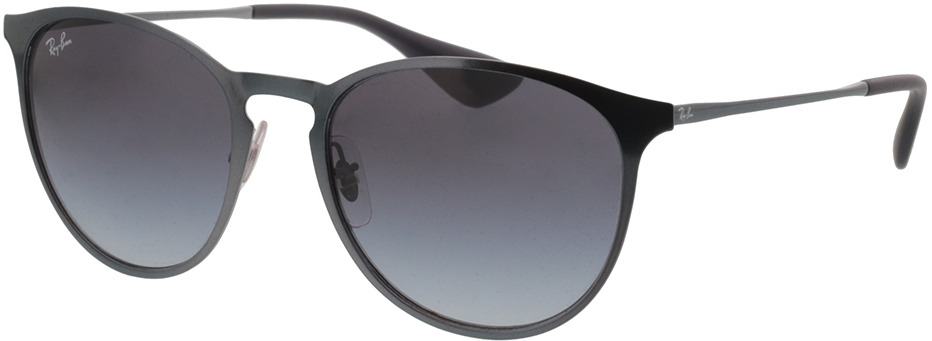 Picture of glasses model Ray-Ban RB3539 192/8G 54-19 in angle 330