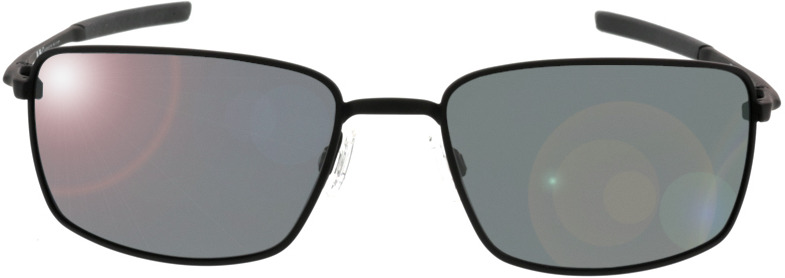 Picture of glasses model Oakley Square Wire OO4075 05 60-17 in angle 0