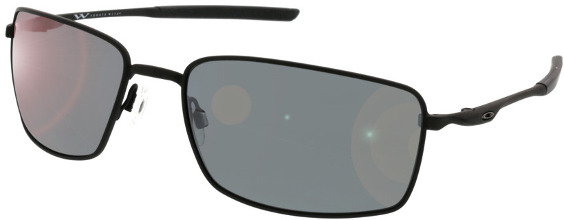 Picture of glasses model Oakley Square Wire OO4075 05 60-17 in angle 330