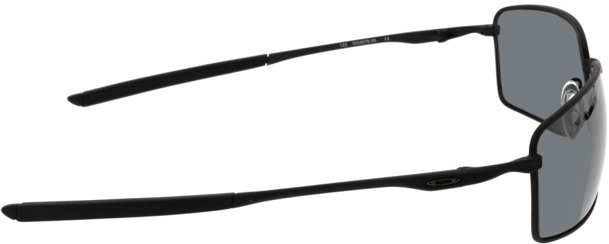 Picture of glasses model Oakley Square Wire OO4075 05 60-17 in angle 90