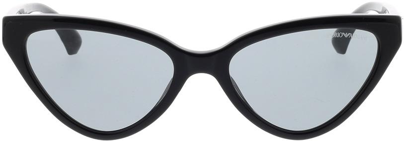 Picture of glasses model Emporio Armani EA4136 500187 55-18 in angle 0