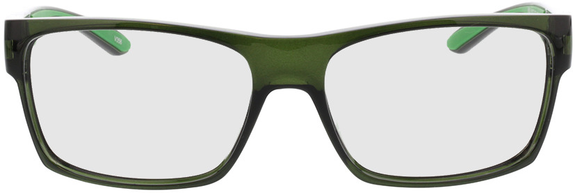 Picture of glasses model Blaze-transparent khaki/grün in angle 0