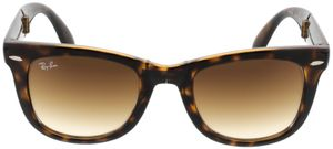 Picture of glasses model Ray-Ban Folding Wayfarer RB4105 710/51 50-22