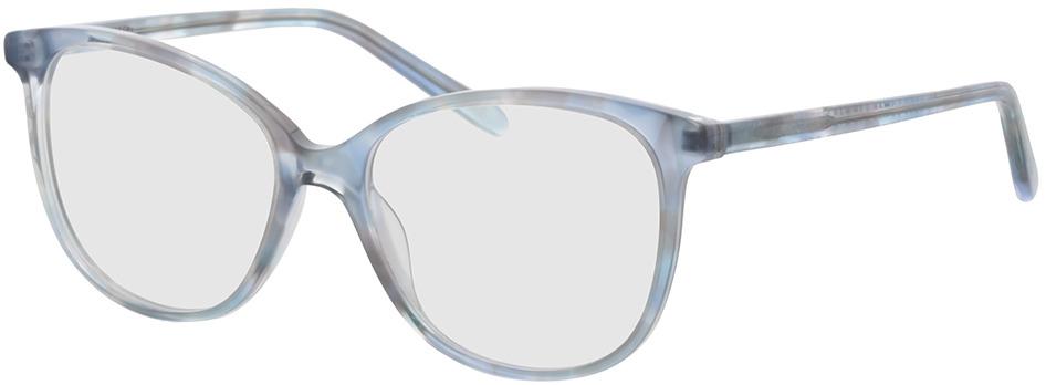 Picture of glasses model Alice-blau in angle 330