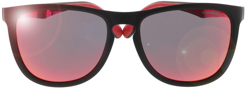 Picture of glasses model Carrera CARRERA 5050/S BLX 56-18 in angle 0